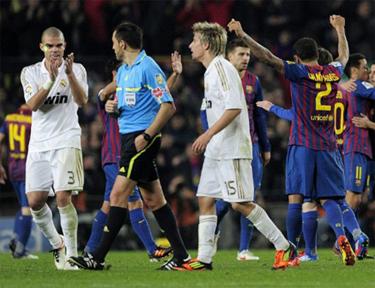 Barcelona - Real Madrid (Copa del Rey)