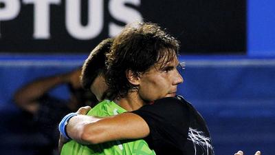 Rafael Nadal - Novak Djokovic. De leyenda (AGENCIAS)