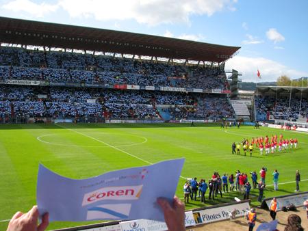 Celta de Vigo - Deportivo de la Coruña. El regreso del derbi a Balaídos (Roberto Carrera