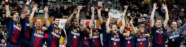 Barcelona gana la Copa Asobal (RCH)