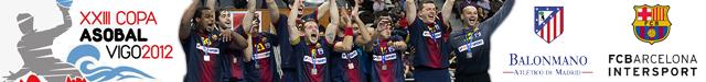 Copa Asobal 2012
