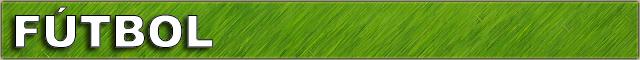 Fútbol banner