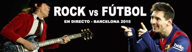 Rock Vs Fútbol